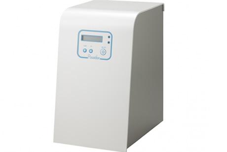 最新の治療用水の抗菌装置を使用